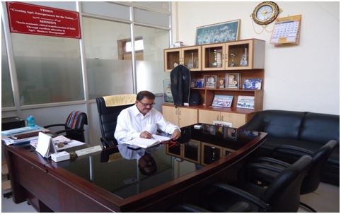Dr. DY Patil College Of Agriculture Business Management